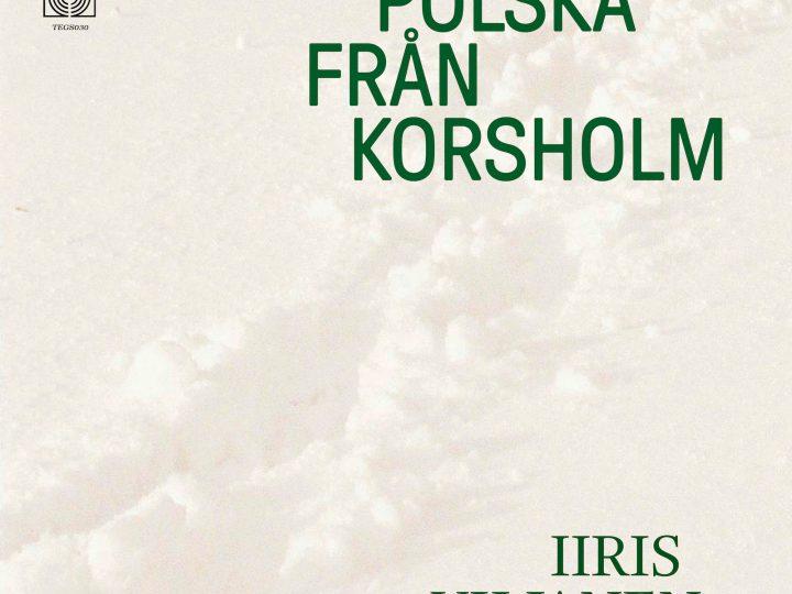 Iiris Viljanen ger ut julalbum