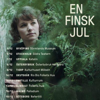 En finsk jul – TURNÉ